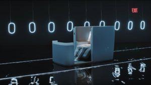 [Video] Presentaron el asiento de avión en el que todos quisiéramos viajar