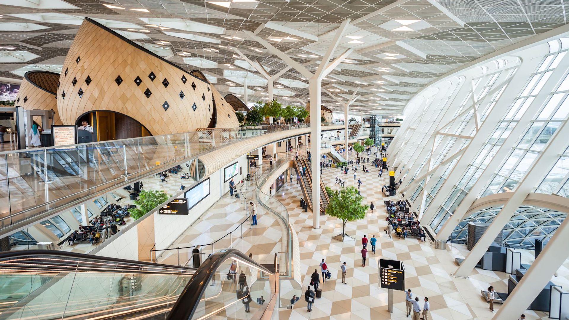 Los aeropuertos más lindos del mundo en imágenes