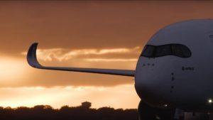 ¿Cuántos aviones hay en el aire en este momento?