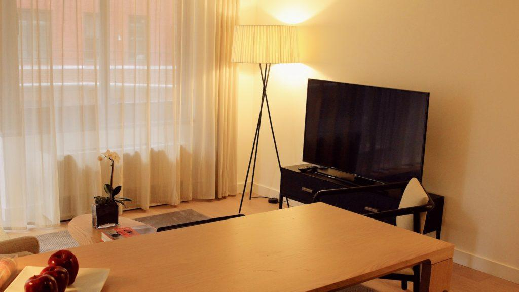REVIEW AKA United Nations: departamentos con servicio de hotelería