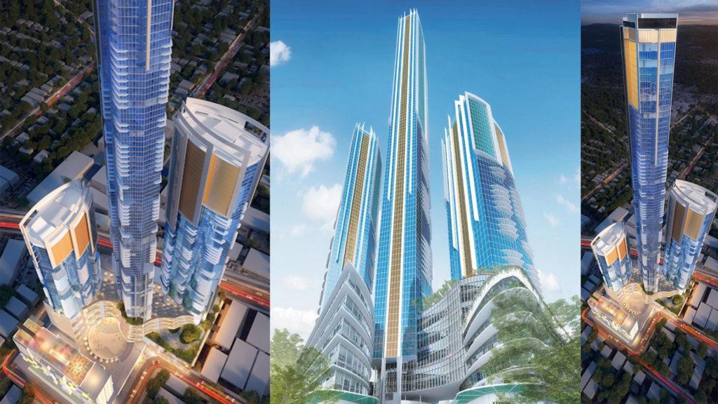 Así será el edificio más alto de todo el hemisferio sur