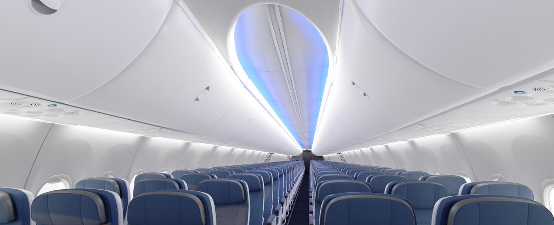 Las aerolíneas suman aviones, pero algunas ofrecerán menor espacio entre los asientos