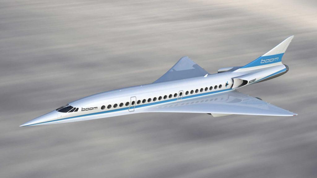 Boom: el nuevo Concorde comenzaría a volar en 2020