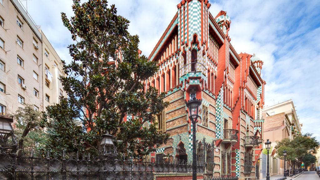Abre al público Casa Vicens, la primera residencia construida por Antoni Gaudí en Barcelona