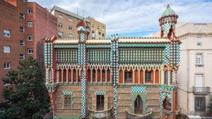 Abre al público como museo Casa Vicent, la primera residencia construida por Antoni Gaudi en Barcelona