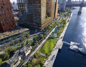 Inaugura Domino Park, el nuevo parque de Nueva York