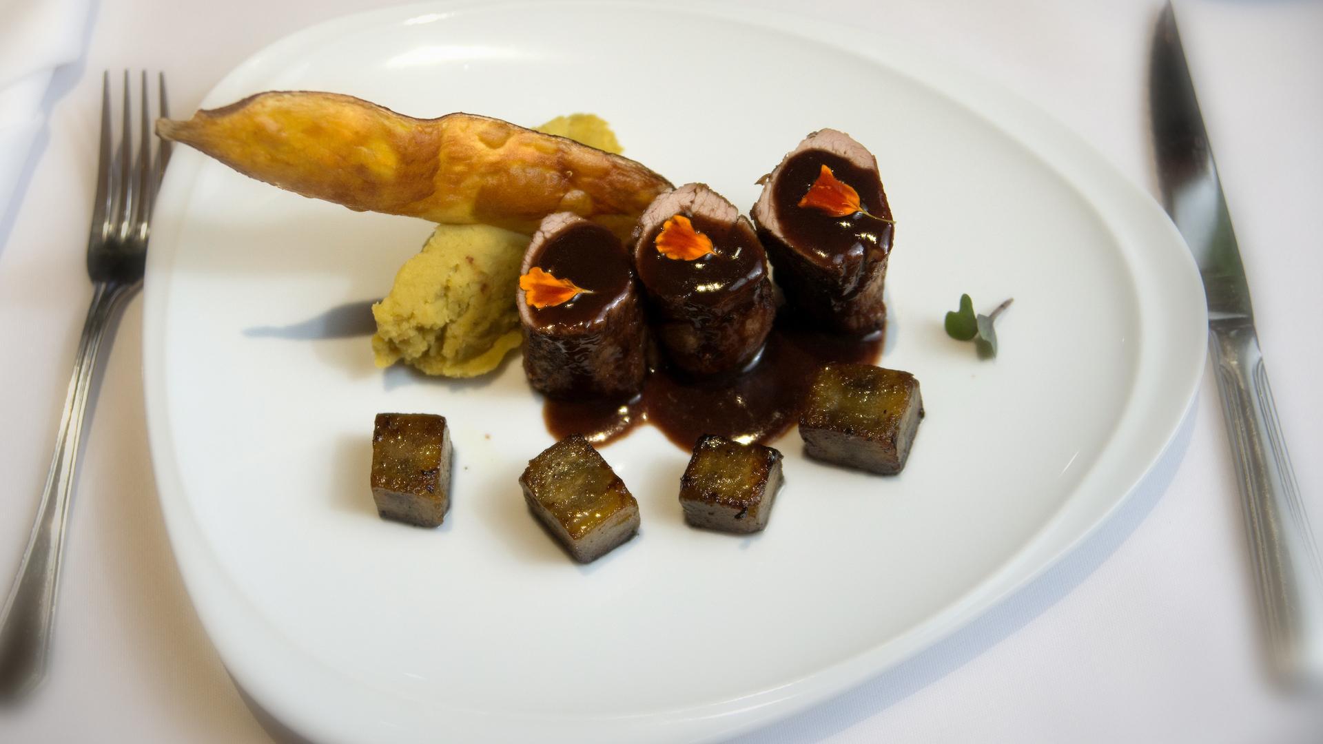 REVIEW Restaurante Fausta Rosario: los sentidos experimentan