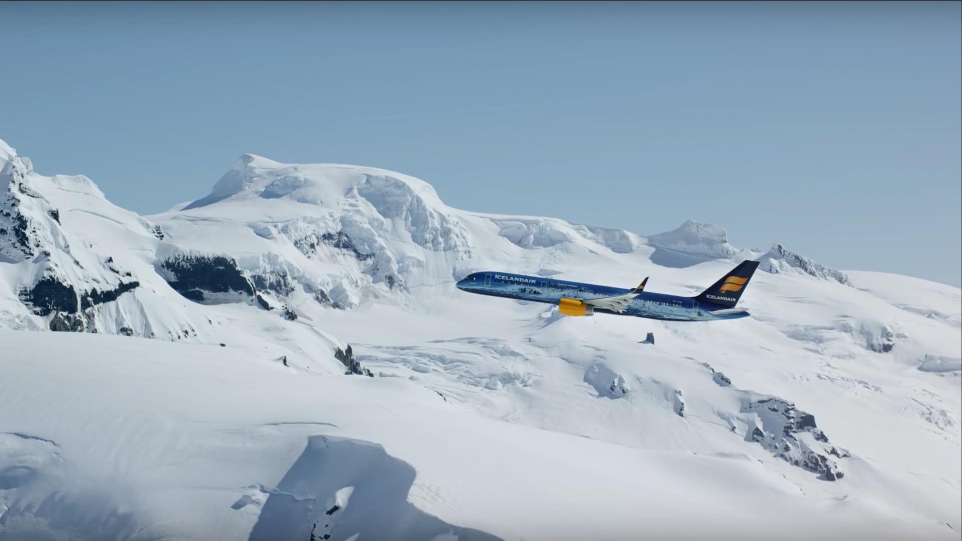 [Video] Este es el primer avión glaciar del mundo