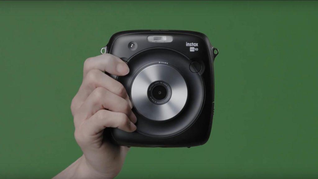 La nueva Fujifilm Instax SQ10 lleva a Instagram a la realidad