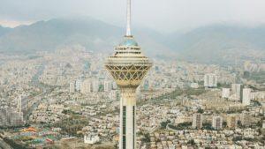 ¿Cuáles son los lugares con las mejores vistas aéreas de Teherán?
