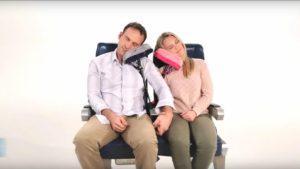 ¿La solución para dormir en el avión?
