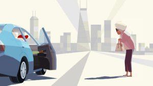 Viajar en Uber o taxi será más caro en Nueva York