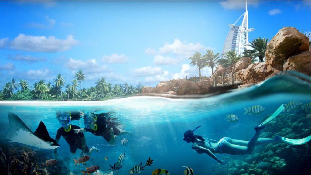 [Video] Marsa Al Arab: el nuevo mega proyecto de Dubái que sigue sorprendiendo al mundo