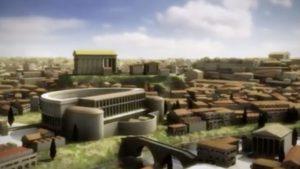Así se veía Roma hace más de dos mil años: video