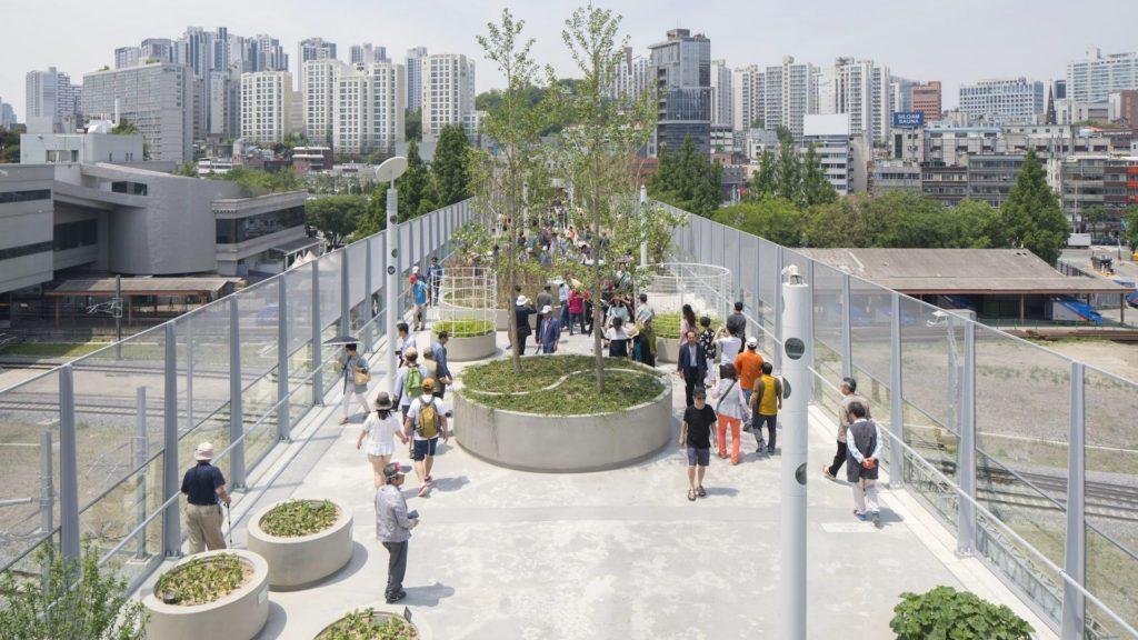[Imágenes] El éxito del High Line de Nueva York se sigue expandiendo por el mundo