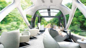 El nuevo tren de lujo de Japón nos dejará sin palabras