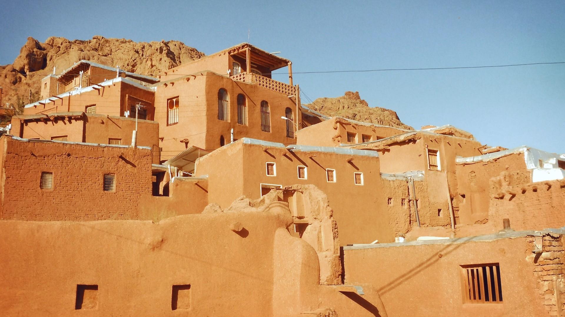 Abyaneh: un destino imperdible en medio del desierto de Irán