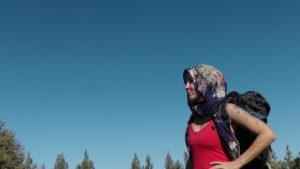 Esta mujer demuestra que recorrer el mundo caminando es posible