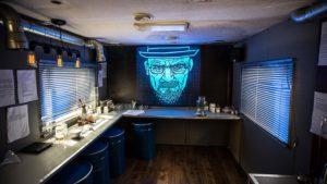Inaugura en Nueva York el bar de Breaking Bad