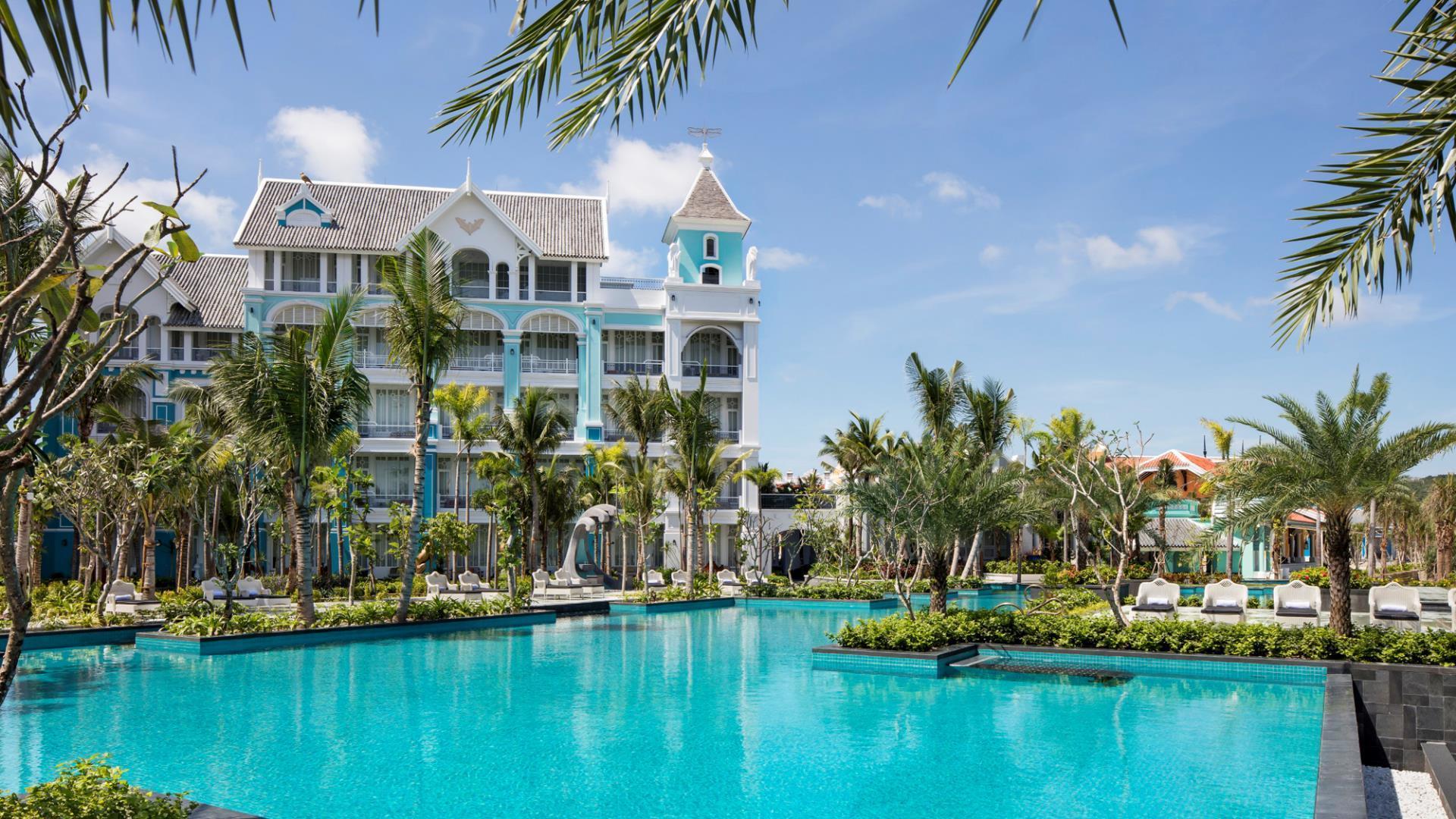 Este es el mejor hotel de Asia