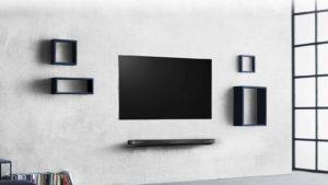 El televisor que mide menos de 4 milímetros que llegará a los hoteles de lujo