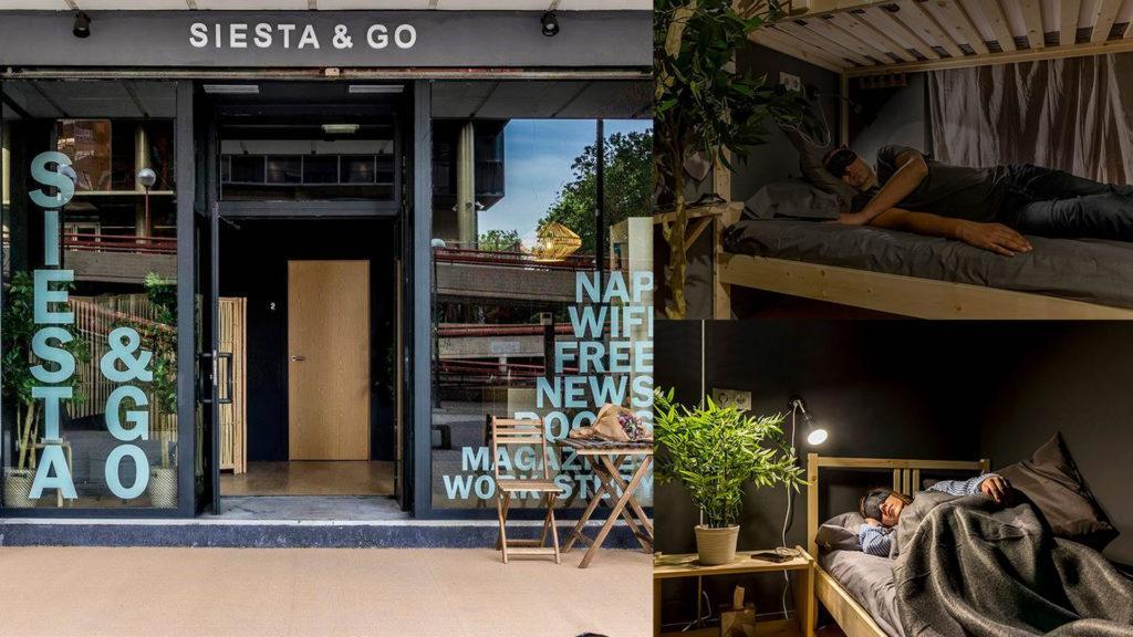 Cómo es el primer Siesta Bar de Madrid