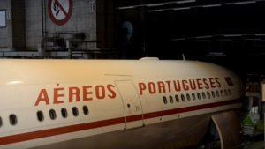 TAP Portugal se vuelve retro y pinta a su nuevo avión como en 1955