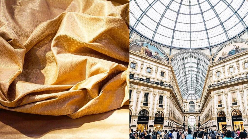 En un hotel de Milán podemos dormir en sábanas de oro 24 quilates. ¿Cuánto cuestan?