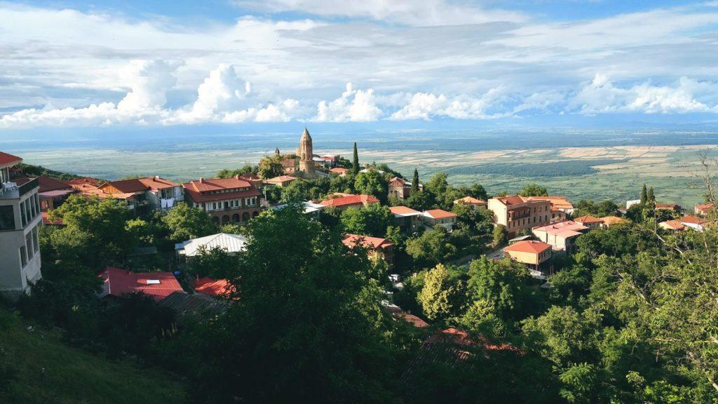 Así es Signagi, la ciudad más romántica de Georgia: imágenes