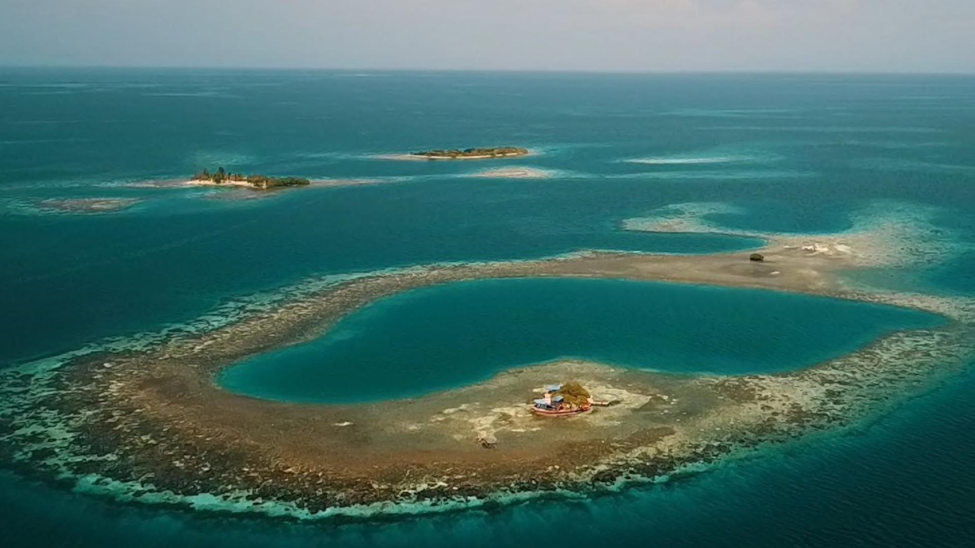 [Imágenes] Se puede alquilar una isla paradisíaca en el Caribe por menos de 500 dólares