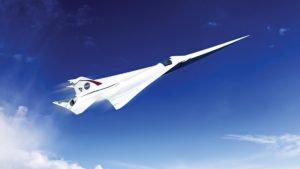 El nuevo Concorde está más cerca. La NASA y Airbus trabajan en eso