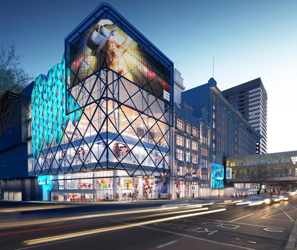 Los cinco shoppings con mejor diseño del mundo