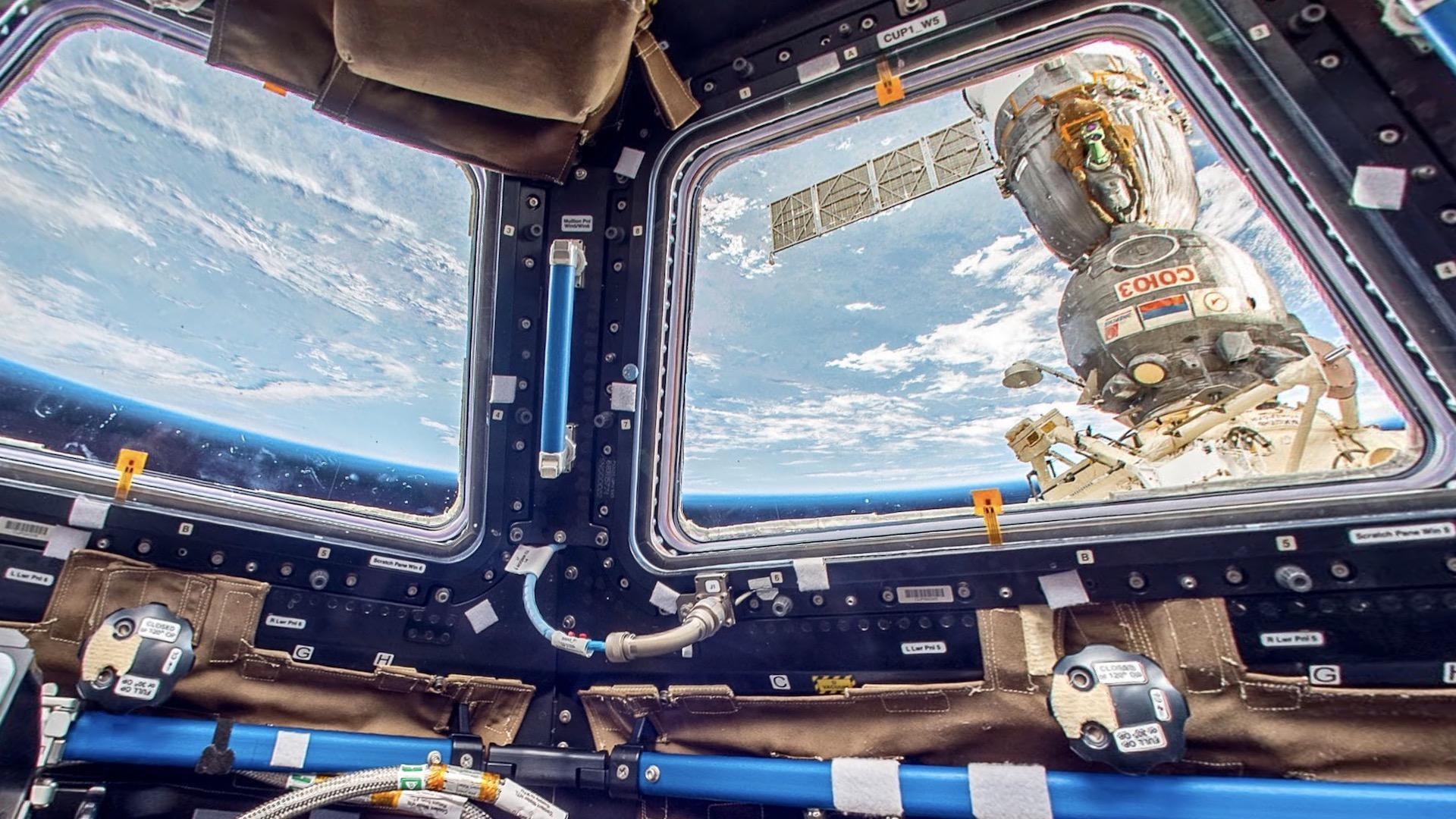 Ya podemos viajar a la Estación Espacial Internacional (al menos virtualmente)