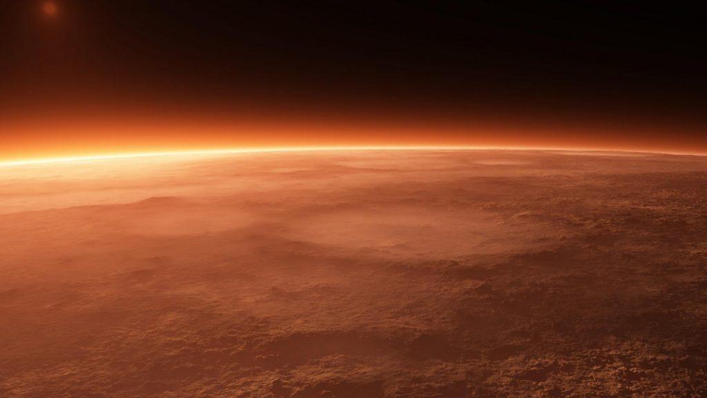 Podremos experimentar como es vivir en Marte (en China)