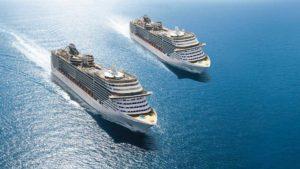El crucero MSC World Cruise nos lleva durante 4 meses por 49 destinos