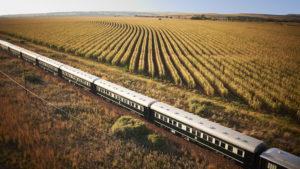 Opciones para recorrer África en tren