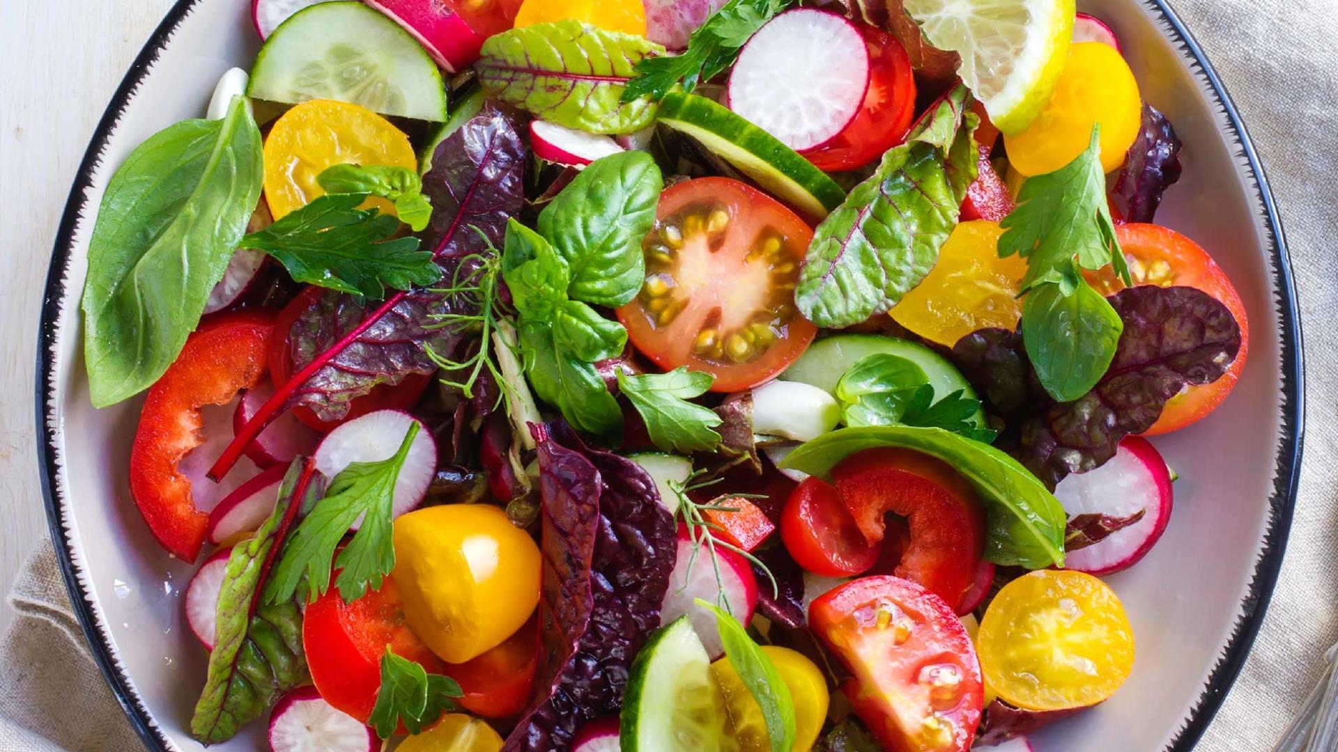 Los 10 mejores países europeos para vegetarianos