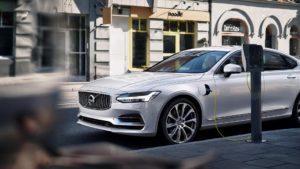 Todos los nuevos automóviles Volvo tendrán motor eléctrico desde 2019