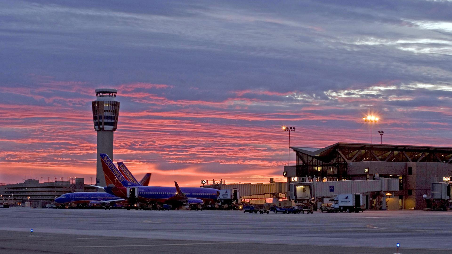 Estos son los mejores y peores aeropuertos de Estados Unidos