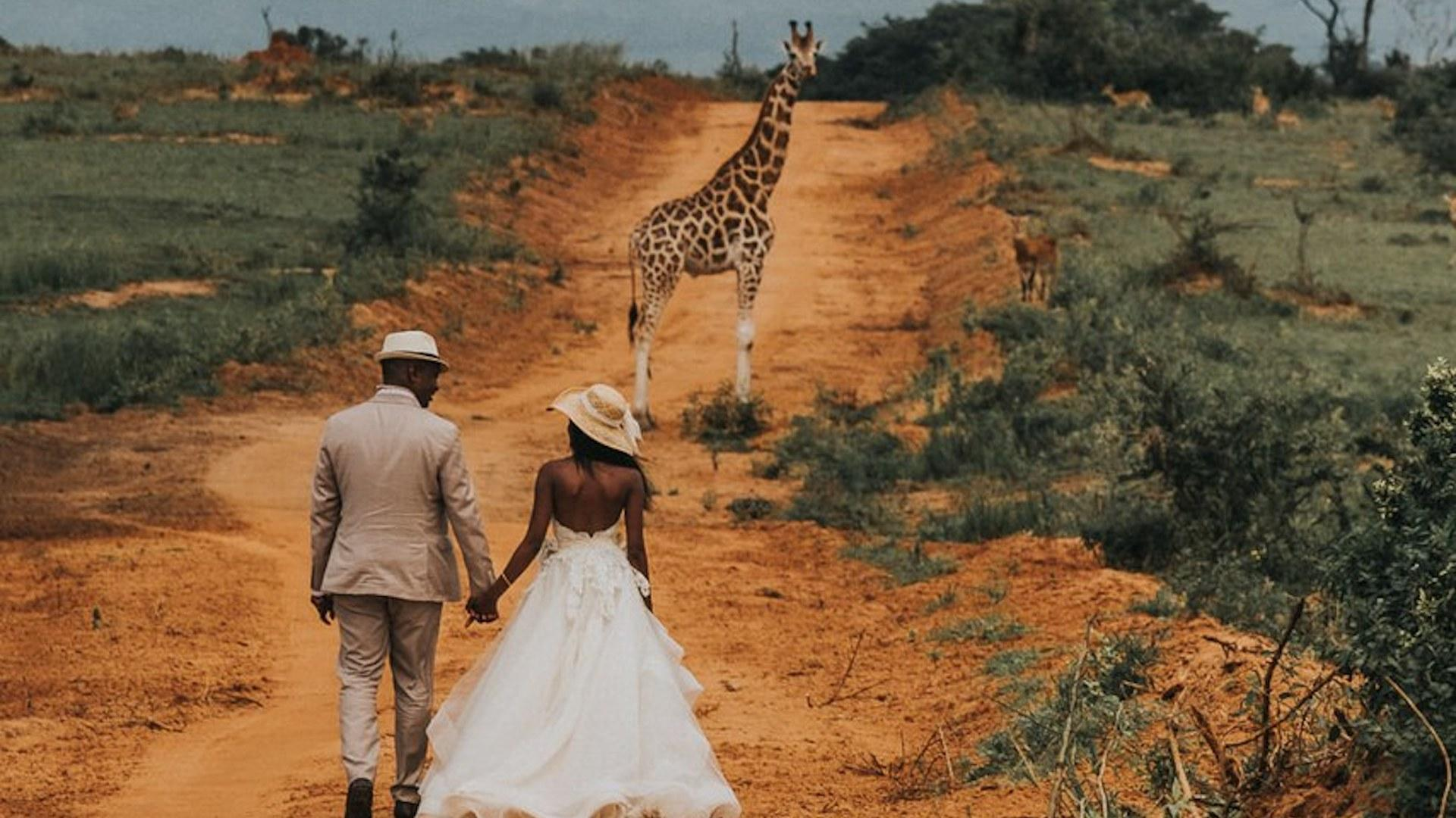 [Imágenes] Las mejores fotografías de boda en el mundo, en destinos soñados (para imitar)