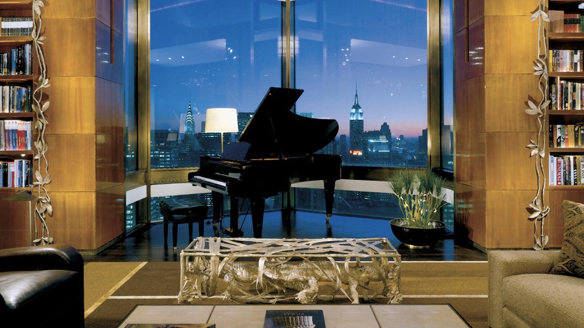 Estas son las habitaciones de hotel más caras (y lujosas) en Nueva York