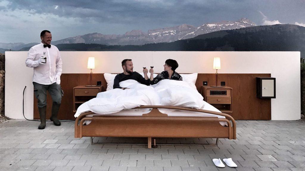 Null Stern: el hotel sin estrellas que sorprende al mundo