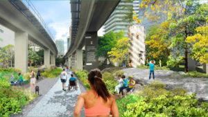 Miami tendrá su nuevo parque Underline, al mejor estilo del High Line de NY