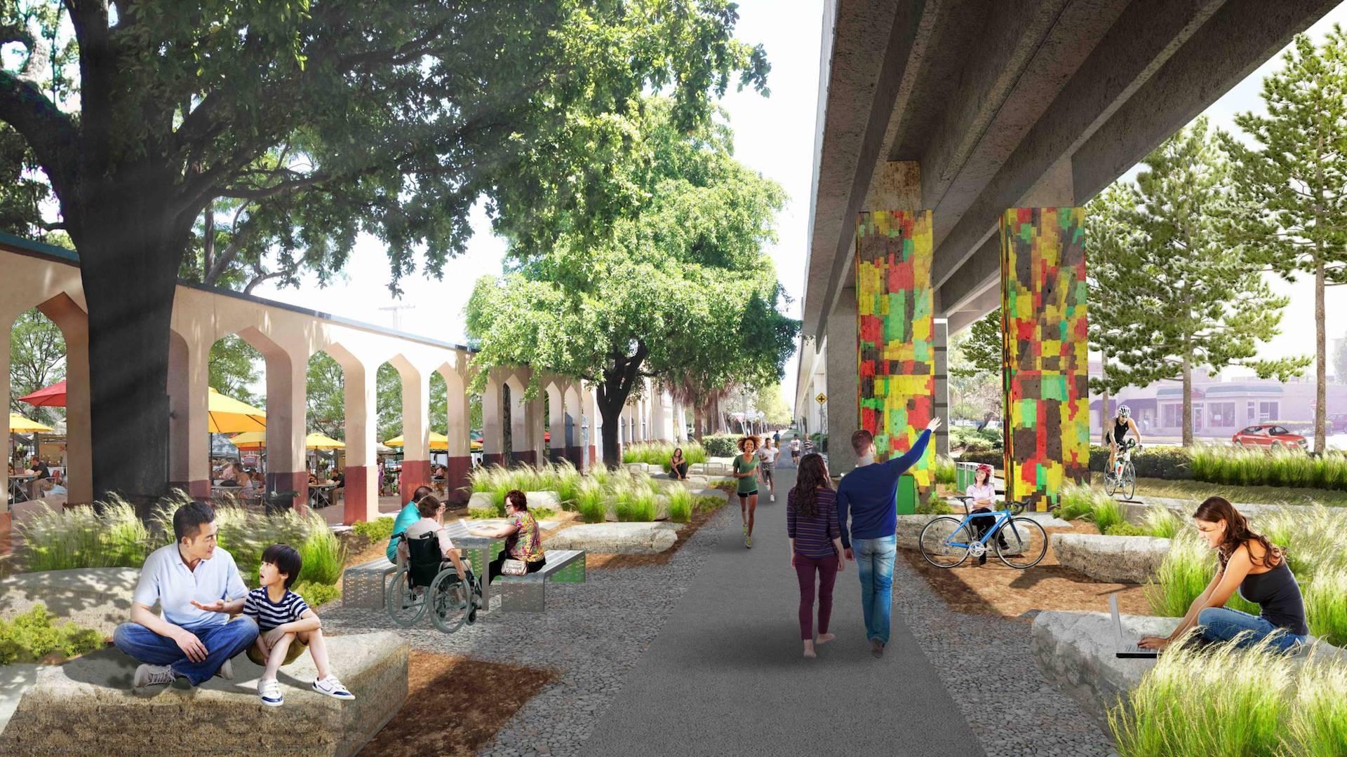 Miami tendrá su nuevo parque Underline, al mejor estilo del High Line de NY - 3