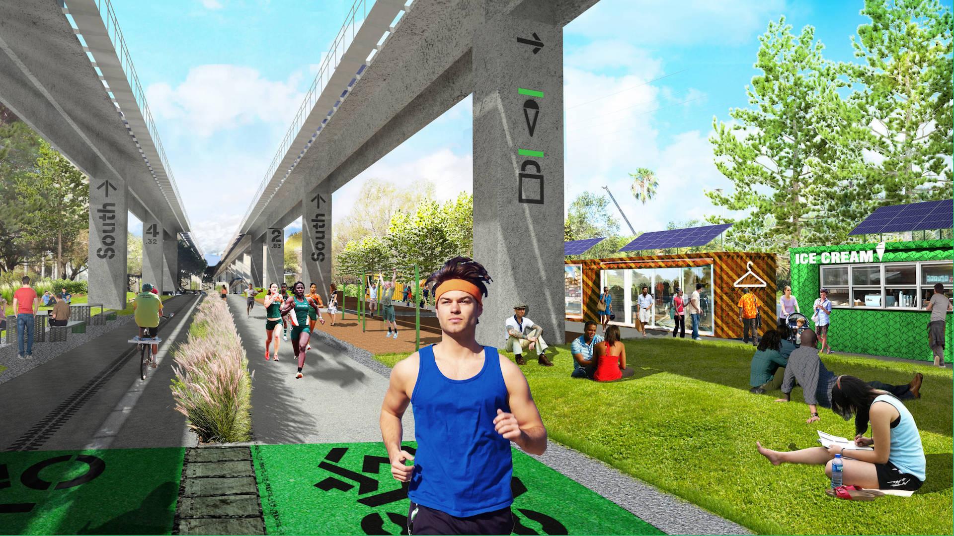 Miami tendrá su nuevo parque Underline, al mejor estilo del High Line de NY - 5