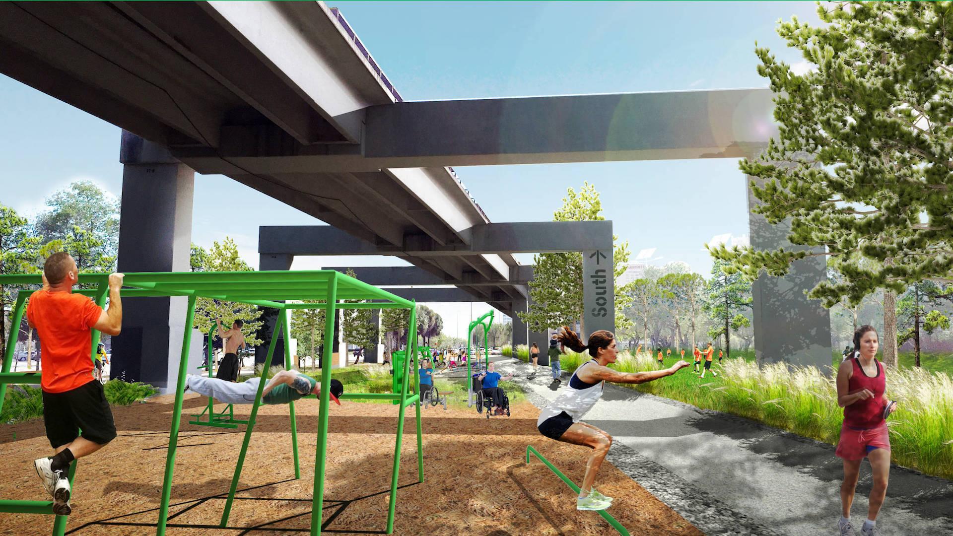 Miami tendrá su nuevo parque Underline, al mejor estilo del High Line de NY - 7