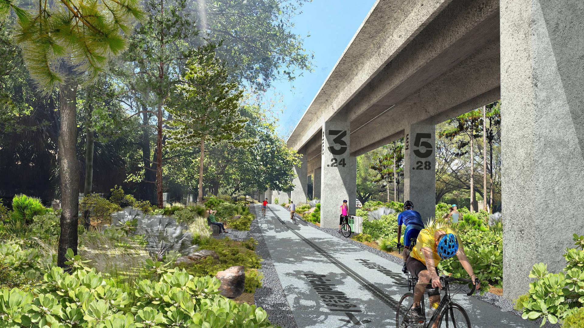 Miami tendrá su nuevo parque Underline, al mejor estilo del High Line de NY - 8