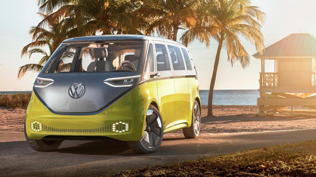 [Video] Volkswagen comenzará a fabricar este sorprendente microbús eléctrico