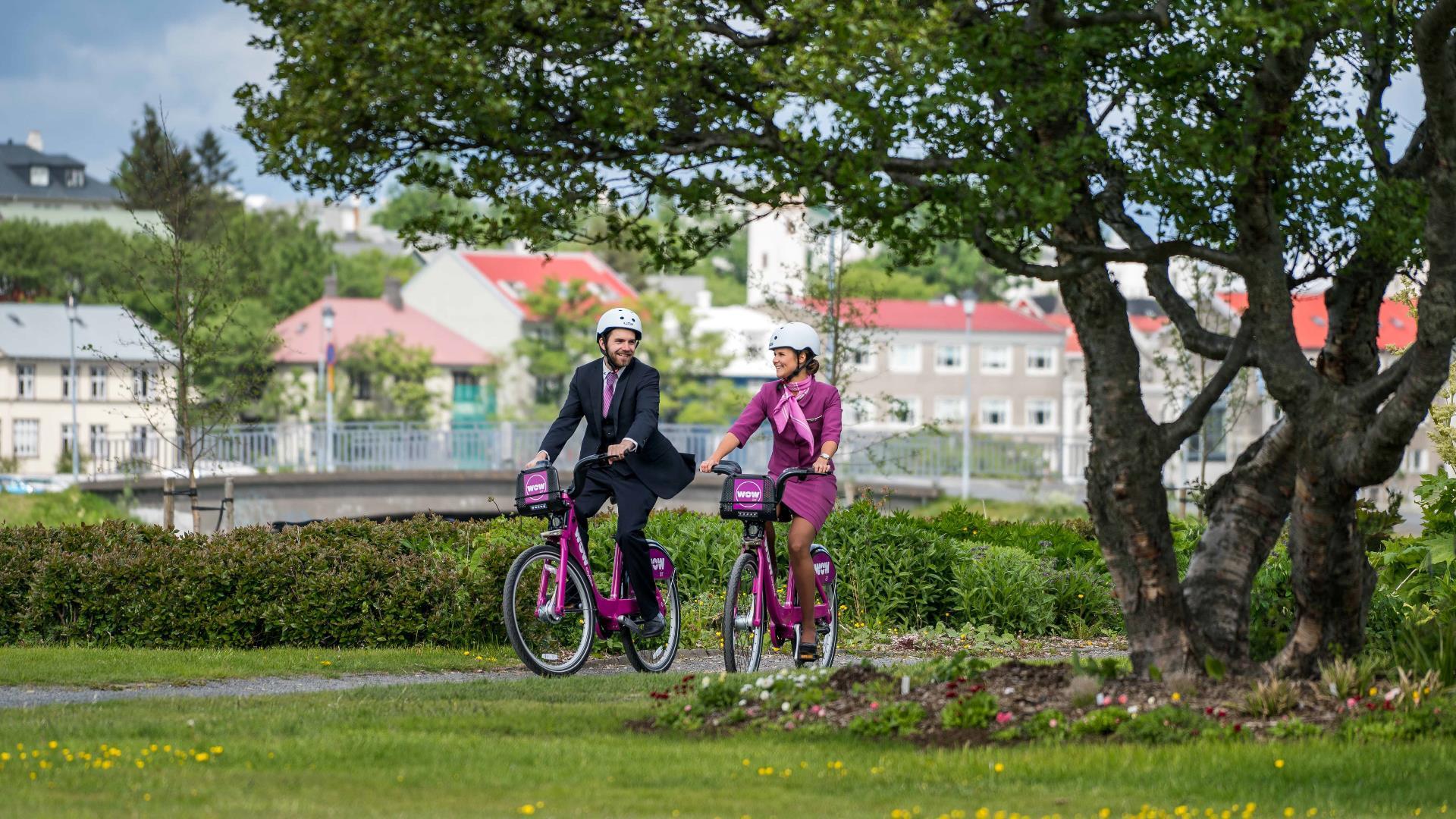 Ahora podemos recorrer Islandia en bicicleta
