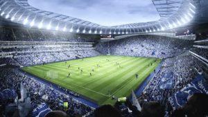[Video] Así es el impresionante estadio retráctil en el que se podrá jugar al fútbol y también las ligas de NFL
